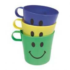 Chef Aid Plastic Cups - Set 3